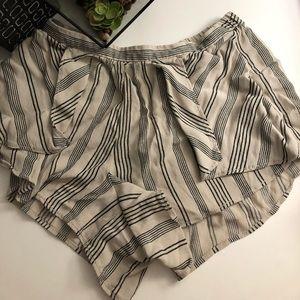 BP Striped Shorts